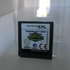 Teenage Mutant Ninja Turtles: Arcade Attack DS Game. Cart Only - Fast & Free P&P