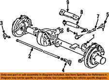 GM OEM Steering Gear-Center Link 88910757