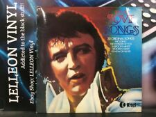 Elvis Presley Love Songs LP Album Vinyl Record NE1062 Rock N Roll 70's