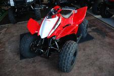 Electric start 75 to 224 cc Capacity (cc) Honda Quads/ATVs