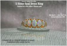 18 Carat Opal Edwardian Fine Jewellery