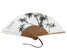 Fächer Handfächer Chinesischen Zeichnung Neu&OVP