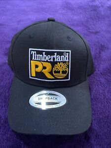 Men's Timberland Hat Black New Standard Delivery