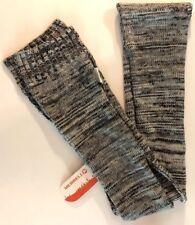 New Merrell Womens One Size Gray Knit Jolene Scarf RT $39 NWT
