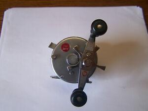 Vintage Abu Garcia Ambassadeur 4500C Lure Bait Casting Reel # 770500 Works Great
