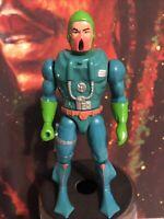 Vintage Mattel The New Adventures of He-Man MOTU Action Figure Hydron 1989