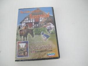 Das Leben auf dem Bauernhof   DVD - Neu