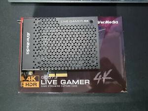 AVerMedia Live Gamer 4K GC573 Internal Capture Card, 4K Pass-Through, 4K60 Captu