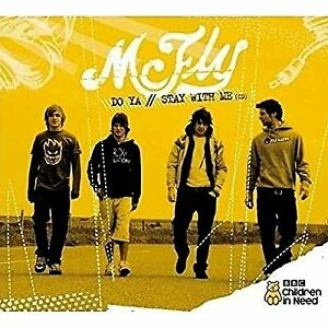 Do Ya / Stay With Me (BBC Children in Need), McFly, Used; Good CD