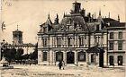 CPA Valence - La Caisse d'Epargne et la Cathedrale (369428)