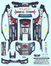 Colorado Decals 1/32 FORD FOCUS #10 DRIVER RANTANAEN FINLAND RALLY 2009