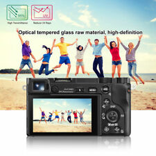 Ultraclear Tempered Glass Screen Protector Film for SONY a6500 a6300 a6000 a5000