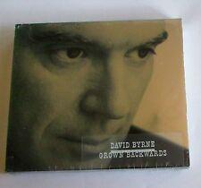 DAVID BYRNE - GROWN BACKWARDS   -  CD NUOVO E SIGILLATO