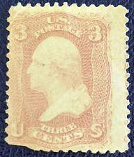United States Scott 65 1861 CV $125.00