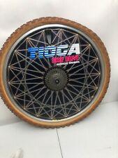 "Tioga Disk Drive Rear Wheel 26"" Black"