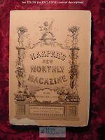 HARPERs February 1889 JOHN RUSKIN THEODORE CHILD Edward Bellamy Henry Ballantine