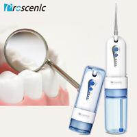 Proscenic Idropulsore Dentale Elettrico portatile Irrigatore orale ricaricabile