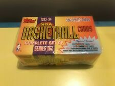 1993-94 Topps NBA Basketball Complete Set Factory Sealed-10 Gold-3 Black Gold