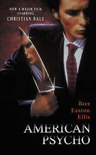 American Psycho, By Bret Easton Ellis,in Used but Acceptable condition