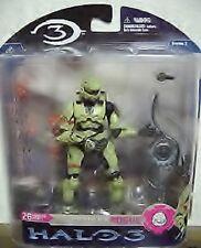 Halo 3 Series 3 Spartan Soldier Rogue Olive C9 2008 MacFarlane