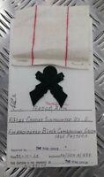 Authentique Vintage British Army Inspectorate De Magasins & Vêtements' de Carte