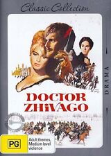 DOCTOR ZHIVAGO : NEW DVD