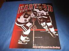 2004-05 Harvard University Crimson Women's Ice Hockey Guide
