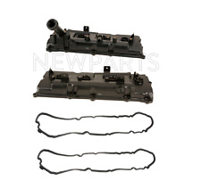 Set of Left & Right Valve Rocker Cover & Gaskets Genuine KIT For Nissan Infiniti