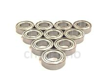 √ BEST QUALITY PACK OF 10 MR74 zz 4x7x2.5mm DOUBLE SHIELDED MINIATURE BEARINGS √