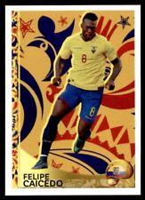 Panini Copa America (Centenario) USA 2016 - Felipe Caicedo En acción No. 414
