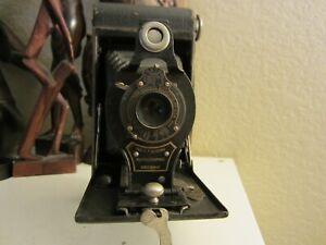 Eastman Kodak No. 2-A Folding Autographic Brownie Folding Camera