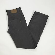 Dondup P227 pantalone velluto coste w26 40 donna gamba dritta jeans usato T1418