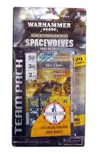 Wizkids Warhammer 40000 Dice Masters : Spaceswolves Sons of Russ Team Pack, New