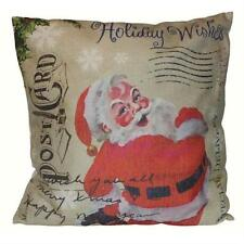 Holiday Christmas Decorative Cushions & Pillows