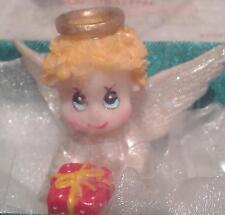 Lovinbox Hand Painted  My Christmas Box Figurine In Gift Box.