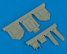 Quickboost 1/32 North-American F-86D Sabre Undercarriage Covers  # 32129