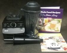 Vita-Mix 5000 Black Total Nutrition System Blender With Recipes Model VM0103