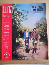 LETIZIA Fotoromanzo n°229 1973 Michela Roc  ed. Lancio  [G578]