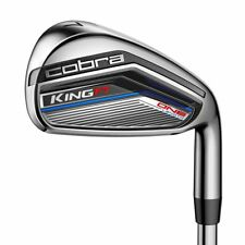 Brand New Cobra King F7 One-Length Iron set 5-GW Irons Steel Regular f-7 OL