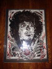 Rhys Cooper Jimi Hendrix Poster Print  Buddy Miles Ken Taylor Mondo