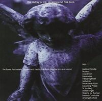 History of UK Underground Folk Rock 1968-1978 Volume 2 [CD]