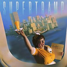 Supertramp Breakfast in America 24 x 24 Poster Album Cover