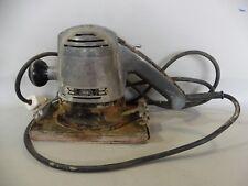 ANCIENNE PONCEUSE VIBRANTE MIR en aluminium vendu en l'état / non testé