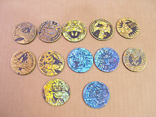 LOONEY TOONS U.S. VERSION SLAMMERS MIX COLOR COMPLETE SET OF ALL 12 HARD TO FIND