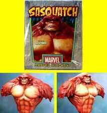 Bowen Sasquatch Bust Statue  Marvel Comics Alpha Flight New