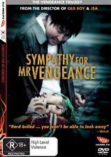Sympathy For Mr Vengeance  2002 = PAL 4 = SEALED