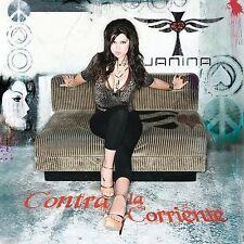 Janina : Contra La Corriente CD