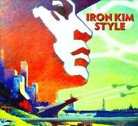 Iron Kim Style (New, CD, MoonJune Records MJR031, 2010, 10 tracks)