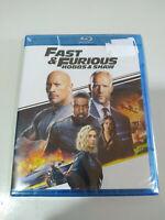 Fast & Furious Hobbs & Shaw Dwayne Johnson - Blu-Ray + Extras - Région A-B-C