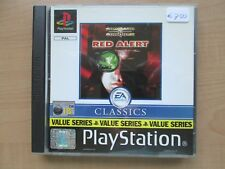 Playstation 1 - Command & Conquer Red Allert - NO Manual INCLUDED